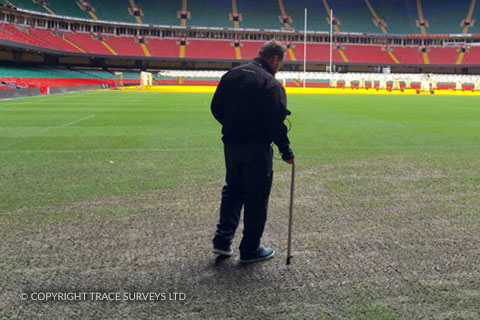 Stadium Leak Detection